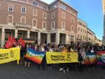 Flash mob contro discriminazioni omosessuali
