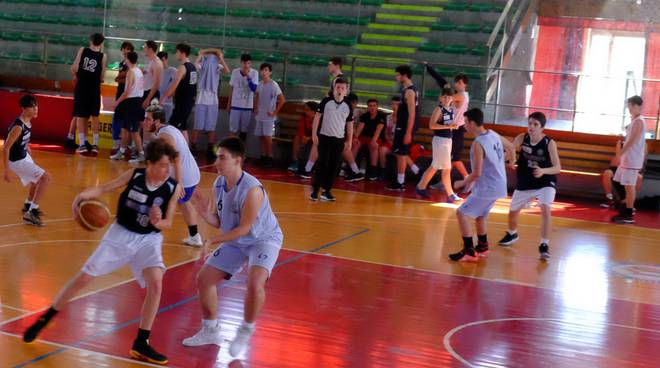 follonica under basket