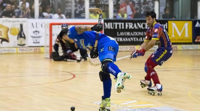 forte dei marmi cras gara 2 semifinale hockey