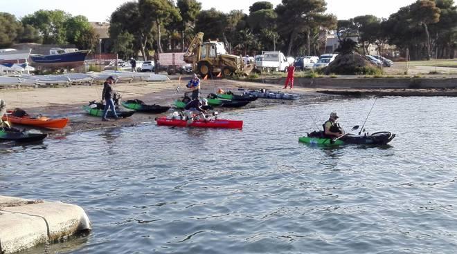 gara di pesca Branzino The Challenge
