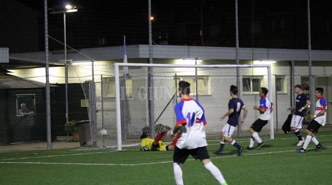 Gol Juniores Roselle contro Fonteblanda 2017