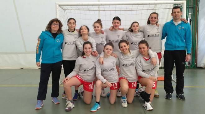 grosseto handball under 14