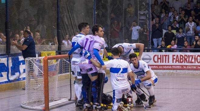 hockey Cras Forte de Marmi gara 4