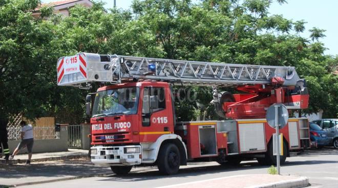 Roma, incendi: più di 70 interventi in otto ore