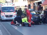 Incidente via Bicocchi maggio 2017