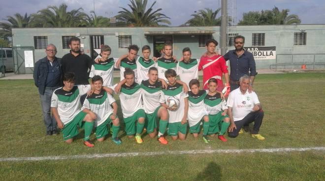 Memorial Angelucci categoria giovanissimi Ribolla Nuova Casotto
