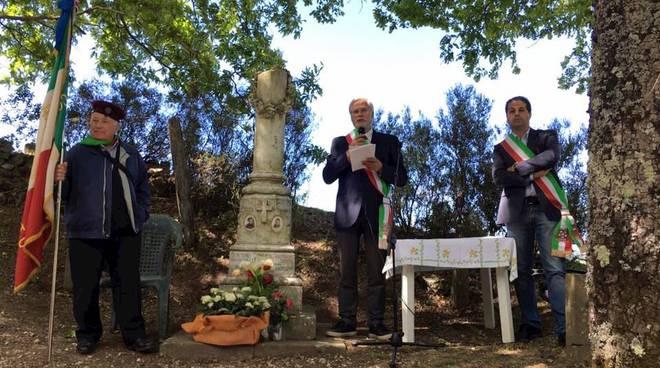 Murci commemorazione tenente Gino