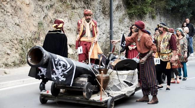 Notte dei pirati 2017