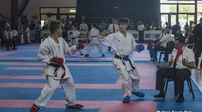Open Karate Foll 2017
