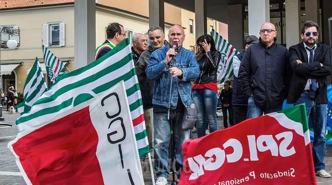 Primo Maggio sindacati Foll