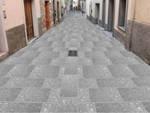 rendering pavimentazione Monterotondo