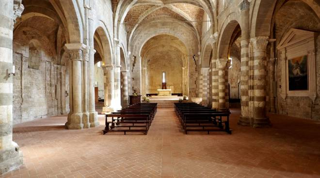 Sovana cattedrale