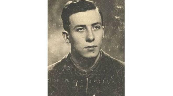 Tenente Gino Luigi Canzanelli
