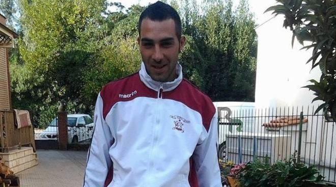 Giacomo La Rosa attaccante Manciano 2017