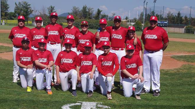 junior grosseto under 15