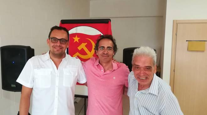 Partito Comunista nuovi iscritti
