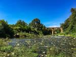 Ponte sul fiume Fiora Manciano