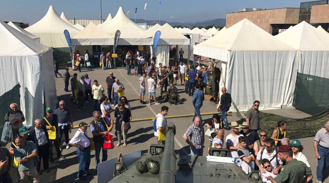 Savoia Esercito a Game Fair