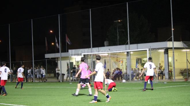 Semifinale Passalacqua 2017, Roselle batte Albinia