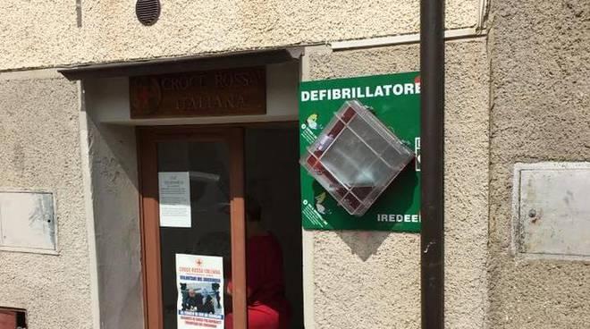 caldana defibrillatore