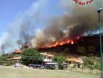 Incendio Cdp luglio 2017