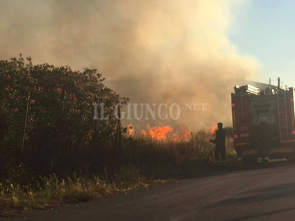 incendio via Orcagna