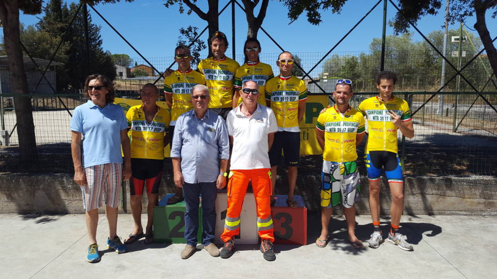 memorial andrea nencini ciclismo mountain bike
