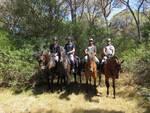 Pattuglie a cavallo