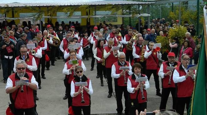 banda filarmonica Torniella