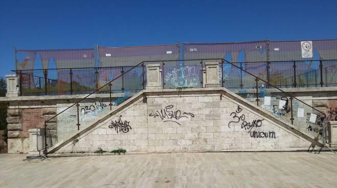 bastione maiano vandali