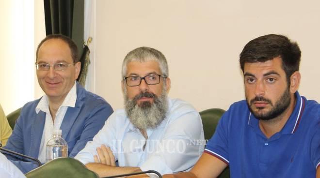Mascagni De Martis Bartalucci - centroinistra