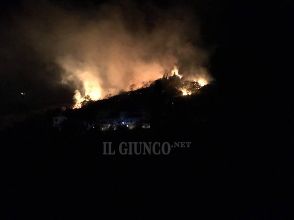 Incendio Arg Agosto 2017