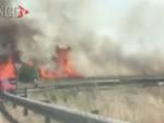 Incendio San Martino 2017