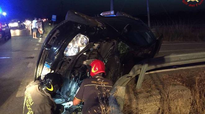 Incidente strada Trappola