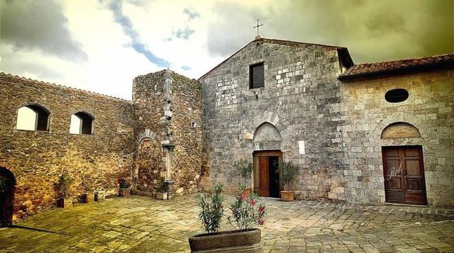 Montemerano Chiesa di San Giorgio