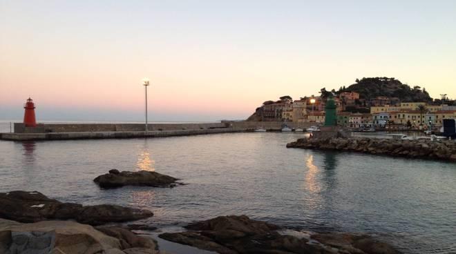 Isola del Giglio (sera)