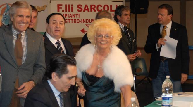 Conti Cavini con Nino Benvenuti