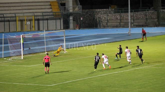 Gavorrano, raddoppio Siena su rigore 2017
