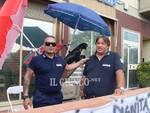 Incatenati vertenza Securpol 2017