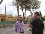 Migranti Castellaccia 2017