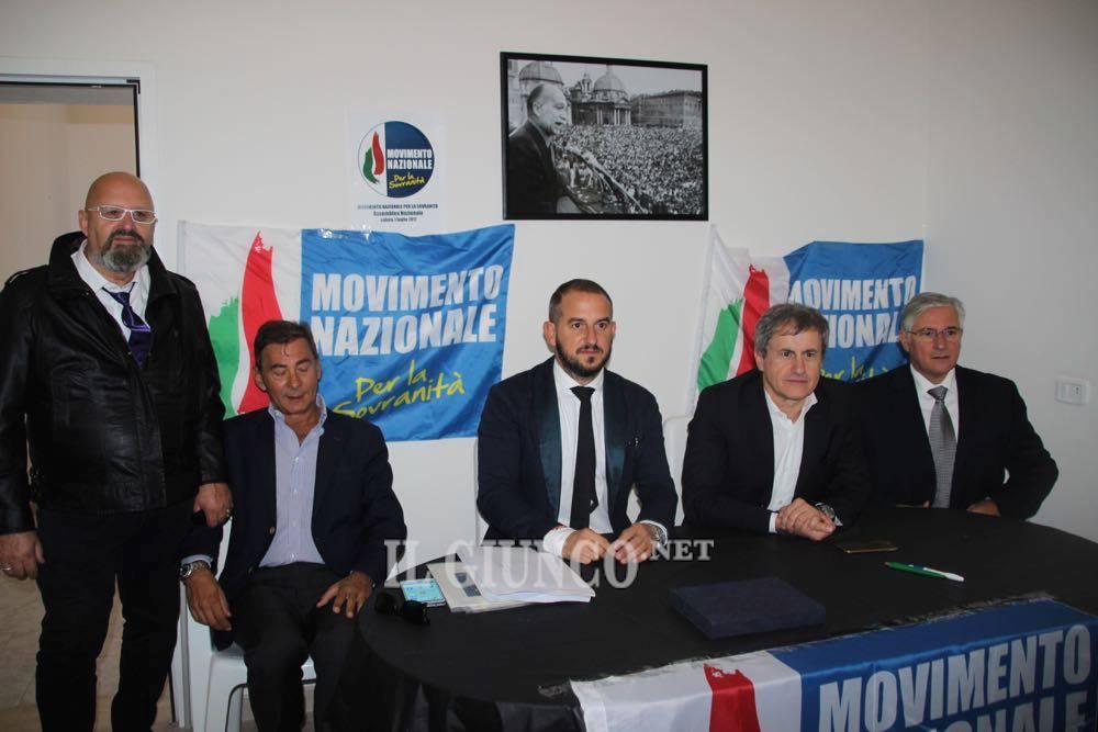 Movimento Nazionale Sovranità (inaugurazione circolo)