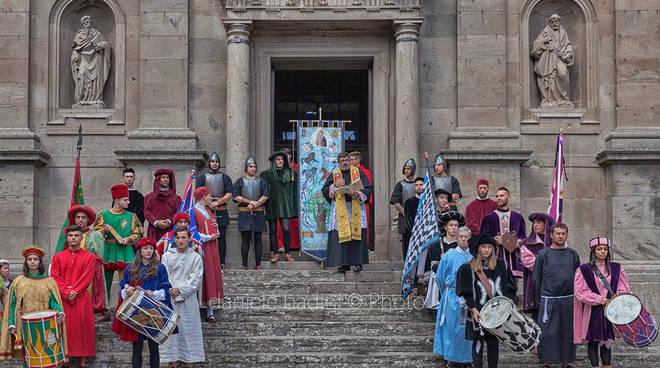 Palio Castel del Piano 2017 (presentazione)