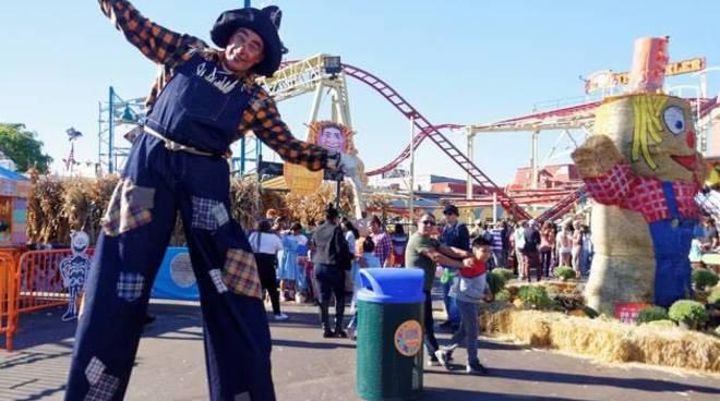 Animazione Halloween al Luna Park
