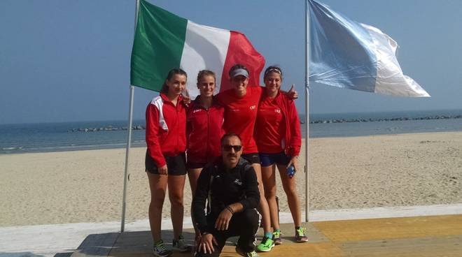 Atletica allievi Grottammare