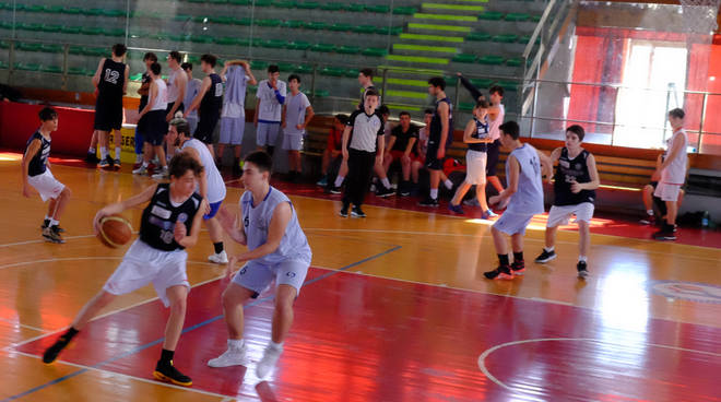 basket follonica