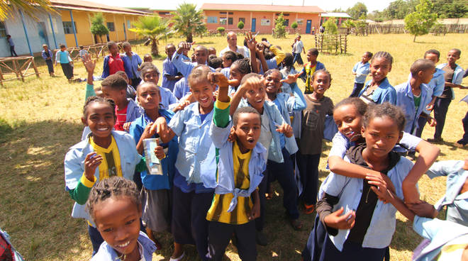 Etiopia missione