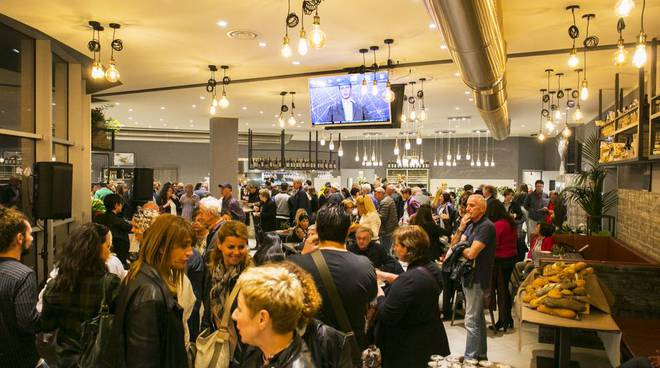 Food Elite inaugurazione