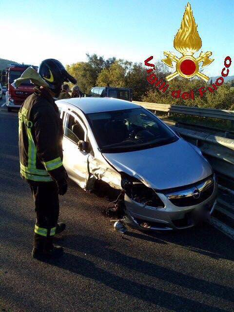 incidente svincolo