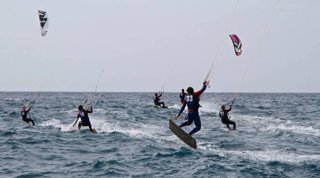 Kitesurf campionato
