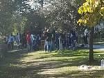 migranti parco